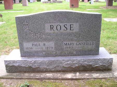 ROSE, MARY - Bremer County, Iowa | MARY ROSE