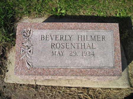 ROSENTHAL, BEVERLY - Bremer County, Iowa | BEVERLY ROSENTHAL