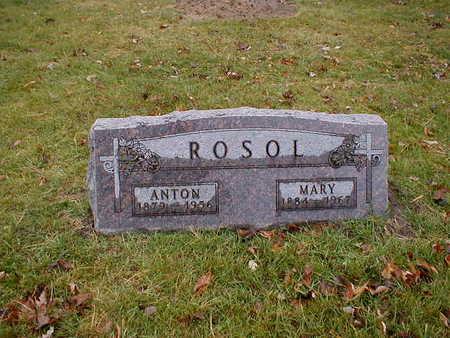 ROSOL, ANTON - Bremer County, Iowa | ANTON ROSOL