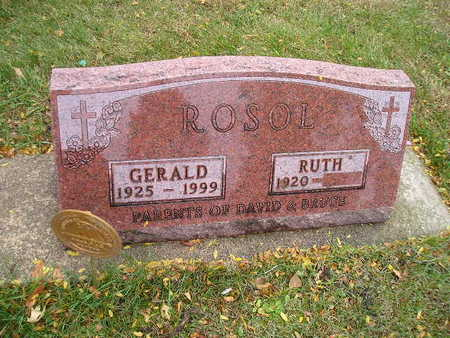 ROSOL, GERALD - Bremer County, Iowa | GERALD ROSOL