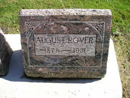 ROVER, AUGUST - Bremer County, Iowa | AUGUST ROVER