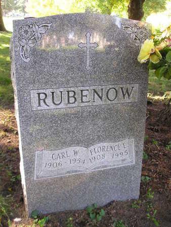 RUBENOW, CARL W - Bremer County, Iowa | CARL W RUBENOW