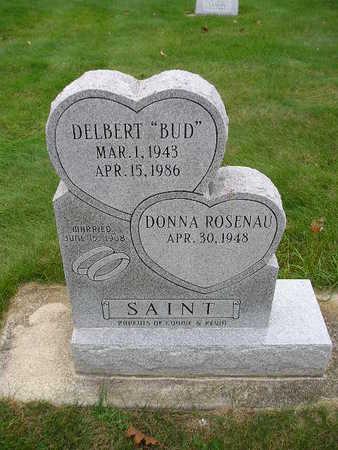 SAINT, DONNA ROSENAU - Bremer County, Iowa | DONNA ROSENAU SAINT