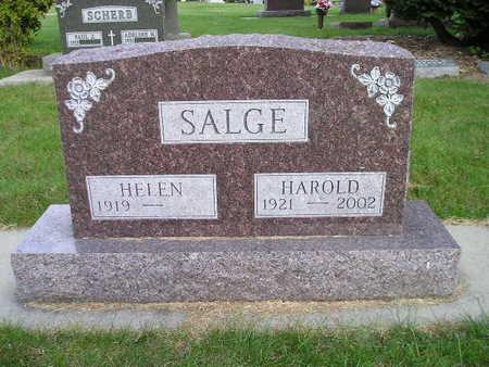 SALGE, HAROLD - Bremer County, Iowa | HAROLD SALGE