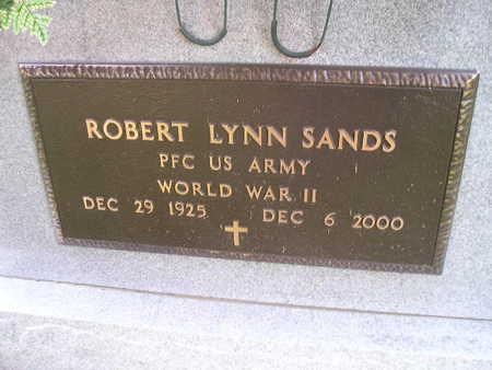 SANDS, ROBERT LYNN - Bremer County, Iowa | ROBERT LYNN SANDS
