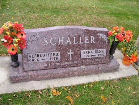 SCHALLER, ALFRED