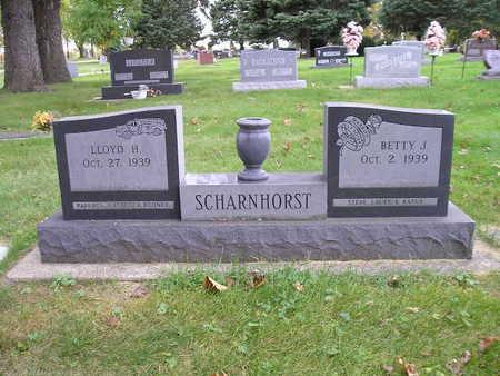 SCHARNHORST, LLOYD H - Bremer County, Iowa | LLOYD H SCHARNHORST