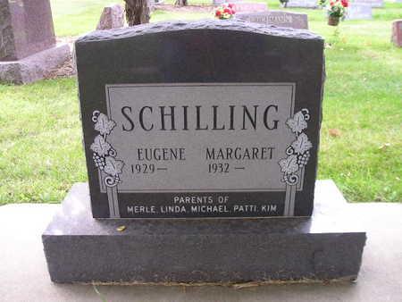 SCHILLING, EUGENE - Bremer County, Iowa   EUGENE SCHILLING