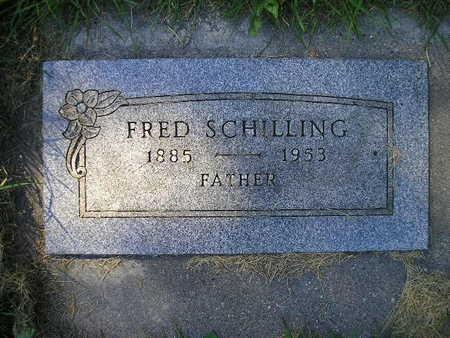 SCHILLING, FRED - Bremer County, Iowa | FRED SCHILLING