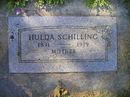 SCHILLING, HULDA - Bremer County, Iowa | HULDA SCHILLING