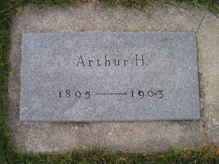 SCHLUTSMEYER, ARTHUR H - Bremer County, Iowa | ARTHUR H SCHLUTSMEYER