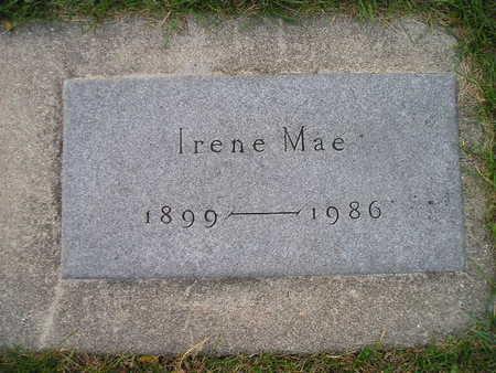 SCHLUTSMEYER, IRENE MAE - Bremer County, Iowa | IRENE MAE SCHLUTSMEYER