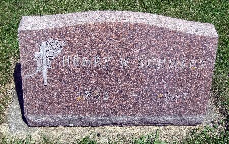 SCHNADT, HENRY W - Bremer County, Iowa | HENRY W SCHNADT