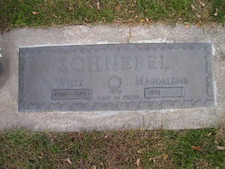 SCHNEPEL, MAGDALENE - Bremer County, Iowa | MAGDALENE SCHNEPEL