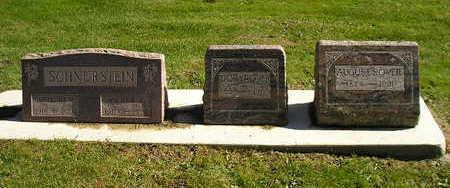 SCHNURSTEIN ROVER, FAMILY - Bremer County, Iowa | FAMILY SCHNURSTEIN ROVER