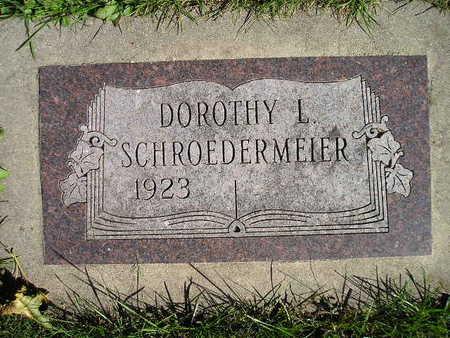 SCHROEDERMEIER, DOROTHY L - Bremer County, Iowa | DOROTHY L SCHROEDERMEIER