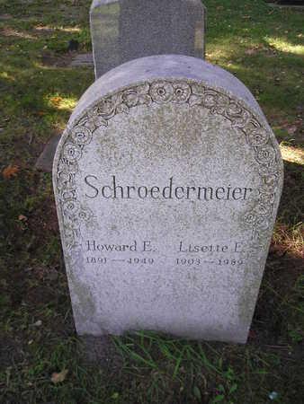 SCHROEDERMEIER, HOWARD E - Bremer County, Iowa | HOWARD E SCHROEDERMEIER