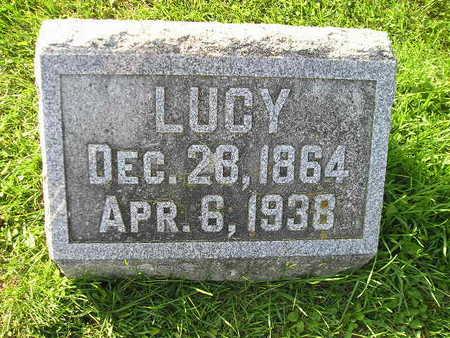 SCHROEDERMEIER, LUCY - Bremer County, Iowa   LUCY SCHROEDERMEIER
