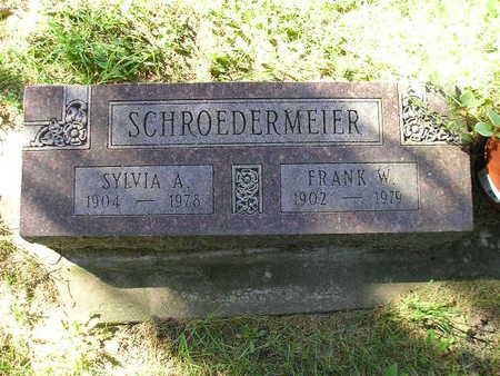 SCHROEDERMEIER, SYLVIA A - Bremer County, Iowa | SYLVIA A SCHROEDERMEIER