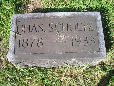 SCHULTZ, CHAS - Bremer County, Iowa | CHAS SCHULTZ