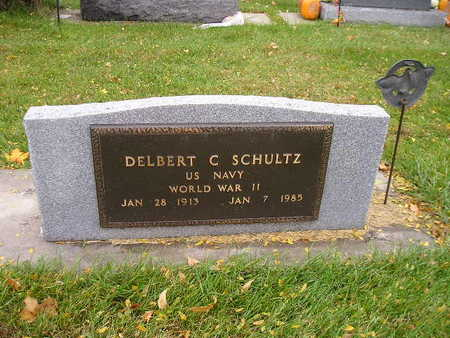 SCHULTZ, DELBERT C - Bremer County, Iowa | DELBERT C SCHULTZ