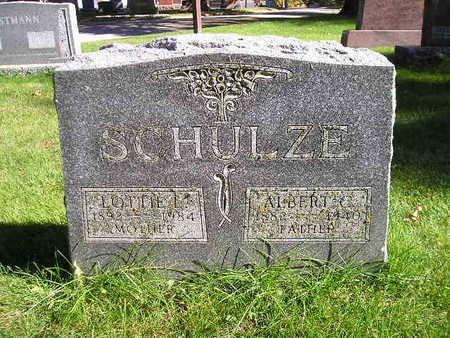SCHULZE, ALBERT C - Bremer County, Iowa   ALBERT C SCHULZE