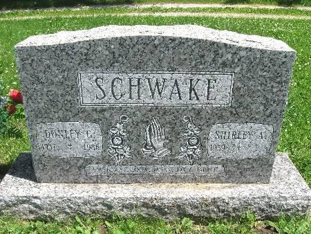 SCHWAKE, DONLEY G - Bremer County, Iowa | DONLEY G SCHWAKE