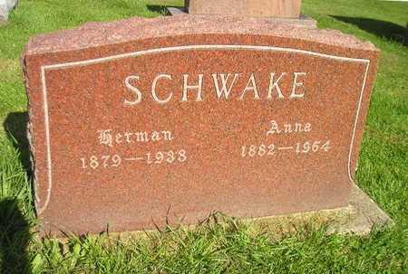 SCHWAKE, HERMAN - Bremer County, Iowa | HERMAN SCHWAKE