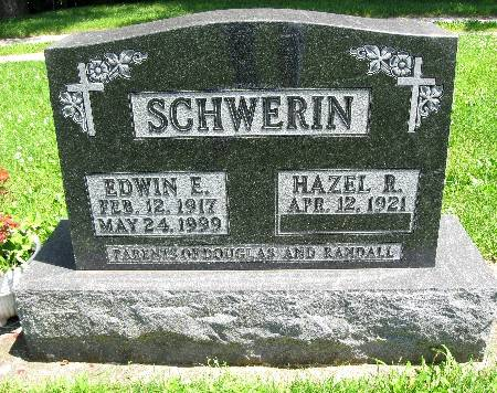 SCHWERIN, EDWIN E - Bremer County, Iowa | EDWIN E SCHWERIN
