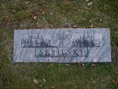 SEBILSKY, LEON - Bremer County, Iowa | LEON SEBILSKY