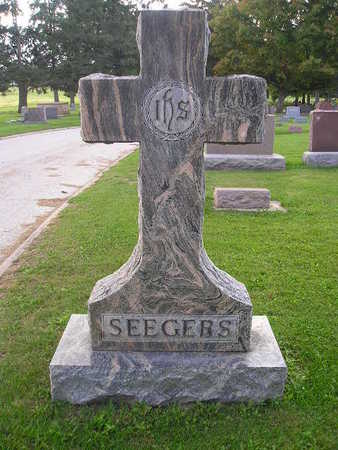 SEEGERS, FAMILY - Bremer County, Iowa | FAMILY SEEGERS