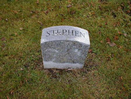 SELBIG, STEPHEN - Bremer County, Iowa | STEPHEN SELBIG