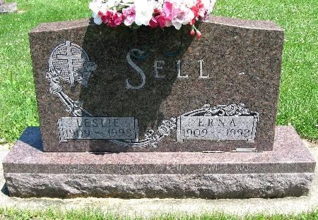 SELL, ERNA - Bremer County, Iowa | ERNA SELL
