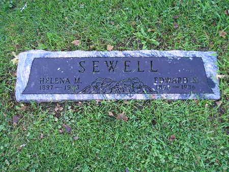SEWELL, EDWARD S - Bremer County, Iowa | EDWARD S SEWELL