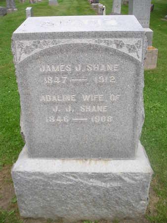 SHANE, JAMES J. - Bremer County, Iowa | JAMES J. SHANE