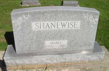 SHANEWISE, MABEL - Bremer County, Iowa | MABEL SHANEWISE