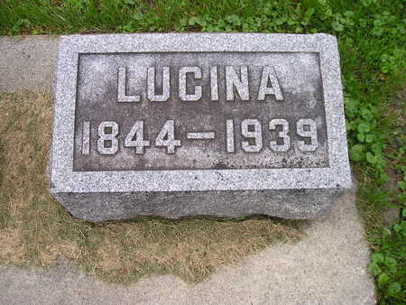 SHAW, LUCINA - Bremer County, Iowa | LUCINA SHAW