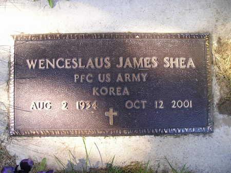 SHEA, WENCESLAUS JAMES - Bremer County, Iowa   WENCESLAUS JAMES SHEA