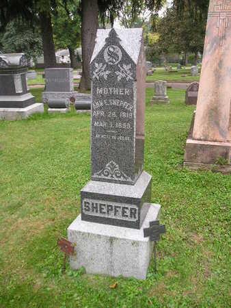 SHEPFER, ANN E - Bremer County, Iowa | ANN E SHEPFER