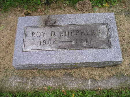 SHEPHERD, ROY D - Bremer County, Iowa | ROY D SHEPHERD
