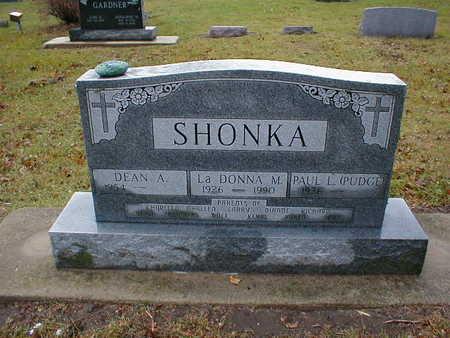 SHONKA, LA DONNA M - Bremer County, Iowa | LA DONNA M SHONKA