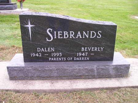 SIEBRANDS, BEVERLY - Bremer County, Iowa | BEVERLY SIEBRANDS