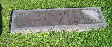 SIMMONS, JOHN - Bremer County, Iowa | JOHN SIMMONS