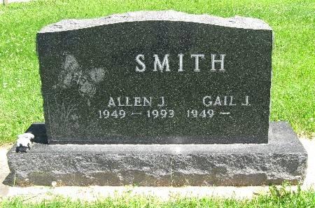 SMITH, ALLEN J - Bremer County, Iowa | ALLEN J SMITH