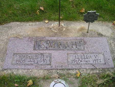 SMITH, LUELLA V - Bremer County, Iowa | LUELLA V SMITH