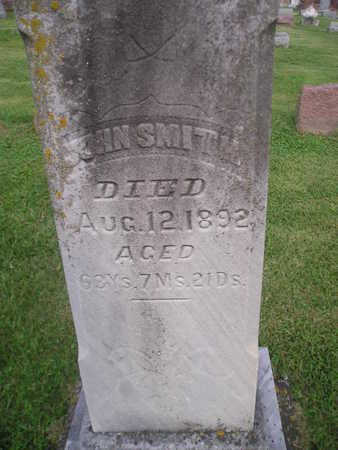 SMITH, JOHN - Bremer County, Iowa   JOHN SMITH