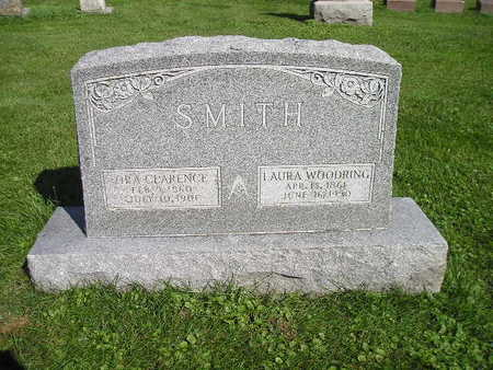 SMITH, ORA CLARENCE - Bremer County, Iowa | ORA CLARENCE SMITH