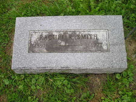SMITH, RACHEL R - Bremer County, Iowa   RACHEL R SMITH