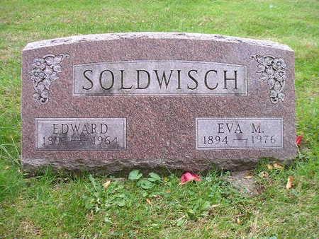 SOLDWISCH, EVA M - Bremer County, Iowa | EVA M SOLDWISCH