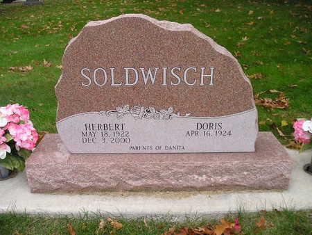 SOLDWISCH, DORIS - Bremer County, Iowa | DORIS SOLDWISCH